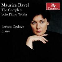 MAURICE RAVEL: THE COMPLETE SOLO PIANO WORKS NEW CD