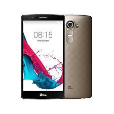 5.5'' Unlocked LG G4 H815 - 32Go 16Mpx Caméra - (Doré) Androïde 3G 4G Smartphone