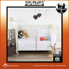 SELENES | COCCOLONE Lenzuola lettino baby – Full bedsheet for baby