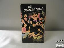 The Runnin' Kind (VHS, 1990) David Packer Pleasant Gehman Brie Howard