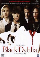 DVD • Black Dahlia BRIAN DE PALMA SCARLET JOHANSSON ITALIANO