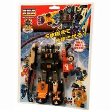 "5in1 Freihterpan 8"" Transformable Robot Action Figure Polyfect Toy Menasor Ko"