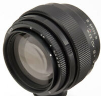 MC JUPITER-9 85mm f/2 Russian USSR sonnar f2 lens M42 dslr Canon Pentax Sony Nex