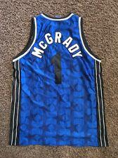 Tracy Mcgrady Authentic NBA Orlando Magic Jersey Champion Size 44 Rare Sewn Numb