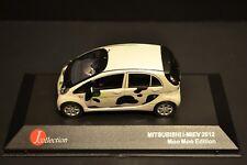 Mitsubishi i-MiEV Moo Moo Edition 2012 diecast vehicle in scale 1/43