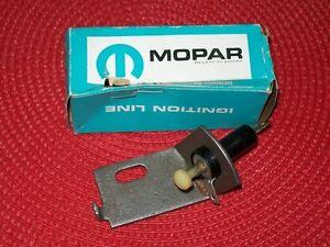1965 66 Plymouth Dodge Chrysler C-Body w/ Pwr Brakes NOS MoPar STOP LAMP SWITCH