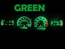 85 88 Oldsmobile Cutlass Ciera Gauge Cluster LED Dashboard Bulbs Green Tach