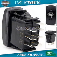 New Winch Rocker IN OUT Switch Fit For UTV Polaris Ranger 900 800 RZR 900 1000