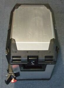 EX-DISPLAY HEPCO AND BECKER RIGHT HAND SIDE 40 LTR XPLORER PANNIER