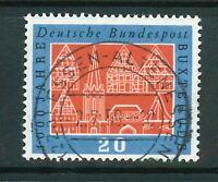 BRD Mi-Nr. 312 - zentrisch gestempelt - Vollstempel - Essen + Gummierung