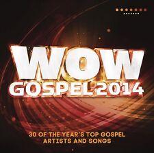 Various Artists - Wow Gospel 2014 / Various [New CD]