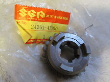 Suzuki RM100 1977-81,RM125 1976-80 ,nos 6th driven gear P.N 24361-41300