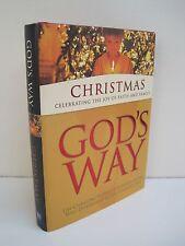 Christmas: Celebrating The Joy of Faith And Family God's Way by J.M. Farro