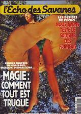 L'echo Des Savanes N°  93 - avril 1991 -