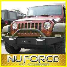 JEEP WRANGLER JK SERIES (2007-2017)  BULL BAR WINCH COMPATIABLE BULLBAR