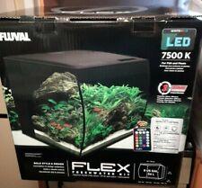 NEW Fluval Flex 34l LED Nano Aquarium