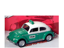 Johnny Lightning VOLKSWAGEN 1964 Mexican Taxi Beetle