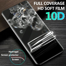 Hydrogel Full Film Matte Screen Protector For Samsung S20 Ultra Note 10 S10 Plus