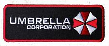 Resident Evil Umbrella Corporation Embroidered Chest Patch
