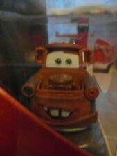 Disney Pixar Cars 2 Lights & Sounds Mater Mattel 1.55 Scale BNIB
