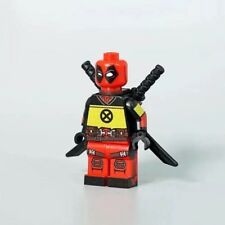 Onlinesailin Custom Deadpool 2 Lego Minifigure