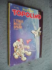 TOPOLINO # 1453 - 02 OTTOBRE 1983 - WALT DISNEY - MONDADORI