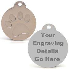 Dog Rhinestone/Diamante ID Tags