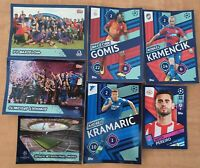 Topps UEFA Champions League Stickers 2018 2019 numbers 1-190