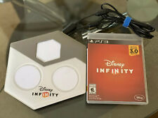 Disney Infinity Portal Base with PlayStation 3 3.0 PS3 Game Disc VGC