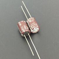 5//50pcs 10V 2700uF 10V Nichicon PW 12.5X25mm Low Impedance Long Life Capacitor