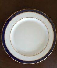 """Lenox China FEDERAL COBALT Salad Plate(s) 8""""  New with Tags"""