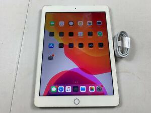 Apple iPad 5th Gen. 128GB, Wi-Fi + Cellular (Unlocked), 9.7in - Silver Ref: A372
