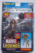 MARVEL LEGENDS LADY DEATHSTRIKE. ONSLAUGHT SERIES ACTION FIGURE. NEW ON CARD
