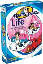 ONCE UPON A TIME: LIFE NEW DVD