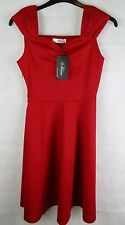 Ladies Stunning Red Party/Formal Dress - Size M -  New with Tags