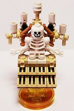 LEGO THE GOONIES Skeleton Organ 47pcs 71267 Includes Dimensions Disk NEW