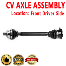 FRONT LEFT CV Axle Shaft For PASSAT Standard Transmission L4 1.8L 1781cc FWD