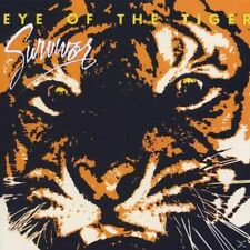 SURVIVOR - EYE OF THE TIGER - BRAND NEW SEALED CD - ROCK CANDY 2016