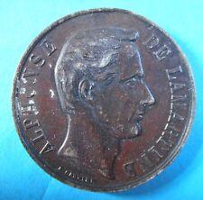 Médaille Politique - 1848 - Alfonse de Lamartine - N°22