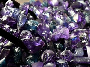 Russian Color Changing Alexandrite 100 Ct Natural Untreated Gemstone Rough Lot