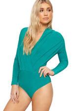 Maglie e camicie da donna verde con Scollo a V Taglia 40