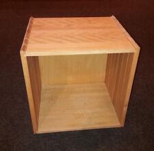 Stapelbox Wasa Buche Massivholz Arbeitszimmer Wohnzimmer, Preis pro Box