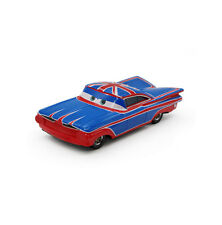 Disney Pixar Movie Cars Diecast Child Toy Blue UK Flag Ramone Loose Car