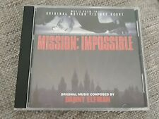 MISSION IMPOSSIBLE CD SOUNDTRACK SCORE - DANNY ELFMAN