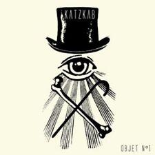 KATZKAB objet No1 CD