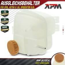 Ausgleichsbehälter Kühlmittel mit Deckel für Opel Astra G 1.6L Speedster 2.2L