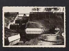 MONTCHANIN-les-MINES (71) ECLUSE de BERTHAU en 1960