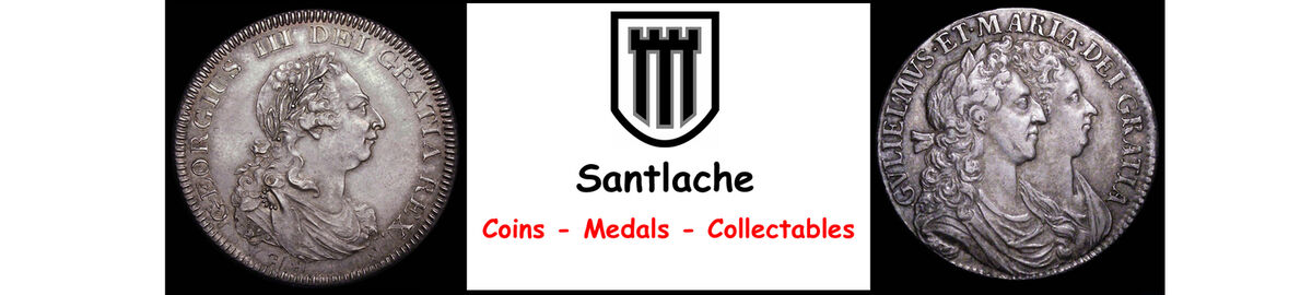SANTLACHE COINS AND MEDALS