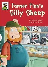 FARMER Finn's Silly Sheep par Damian Harvey (cartonnée, 2016)