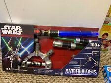 Star Wars Bladebuilders Jedi Master Lightsabre new